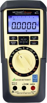 TRMS-System Multimeter