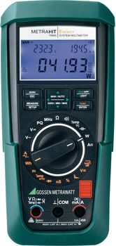 Digital-Multimeter METRAHIT Energy