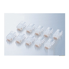 Cat5e RJ45 Connector (Pack of 10/100)