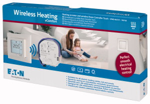 Wireless Heating, Paket, vorprogrammiert