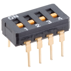 Seal Type Dip Switch, A6D/A6DR