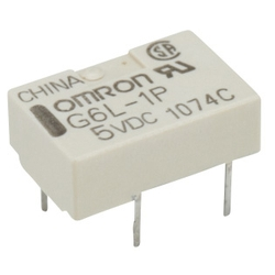 Surface-Mount Relay, G6L