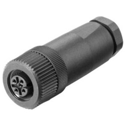 Ind. Ethernet Power M12 Cable Connector pro