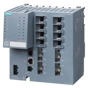 SCALANCE XM408-4C Industrial Ethernet switch