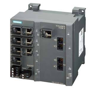 SCALANCE X308-2 Industrial Ethernet switch