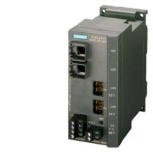 SCALANCE X202-2P IRT Industrial Ethernet switch