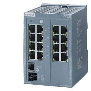 SCALANCE XB216 Industrial Ethernet switch