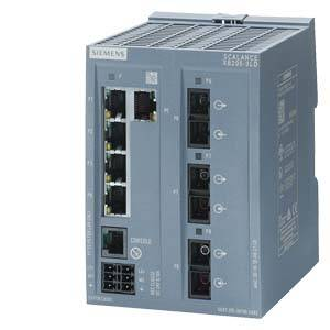 SCALANCE XB205-3LD Industrial Ethernet switch