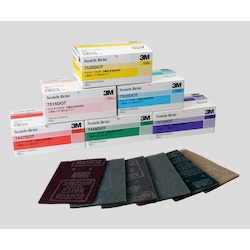 Scotchbrite™ Industrial Pad (Cut-Off Type) 3-1643-03