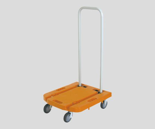 Quiet Hand Trolley (Folding Handle Type)