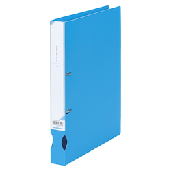 D-Ring File A4 Sky Blue