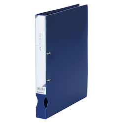 D-Ring File A4 Dark Blue