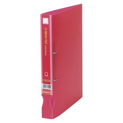 D-Ring File A4 Red