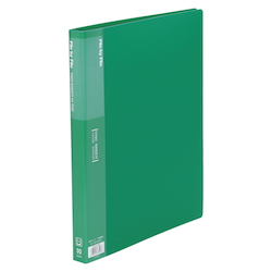 Ring Binder, A4 Size (30 Holes) Green RB-A4-GN