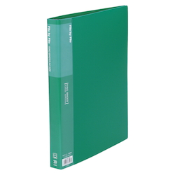 Ring Binder, A4 Size (30 Holes) Green RB-A4W-GN