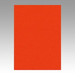 Color Drawing Paper, New Color, One-Quarter Madder Red