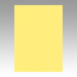 Color Drawing Paper, New Color, One-Quarter Yellow