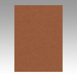 Color Drawing Paper, New Color, One-Quarter Dark Brown