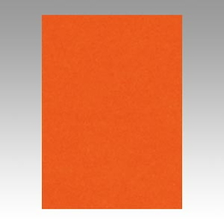 Color Drawing Paper, New Color, One-Quarter Vermilion