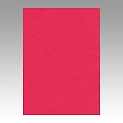Color Drawing Paper, New Color, One-Quarter Peony Pink