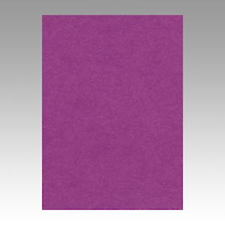 Color Drawing Paper, New Color, One-Quarter Purple