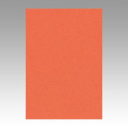 Color Drawing Paper, New Color Octavo Format Orange