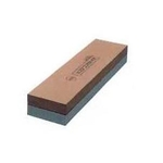 Flat Oilstone Features Two Grades