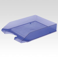 Letter Tray A4 Vertical Purple
