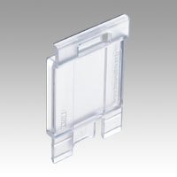 Letter Tray Special Riser Clear