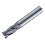 Solid End Mill SEM4 Shape