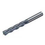 Solid One Cut End Mills, DZ-OCEL4 Type
