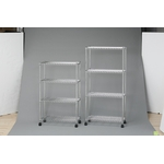 Metall-Rack (Regal)