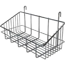 Optionale Teile für Metall-Rack: Korb