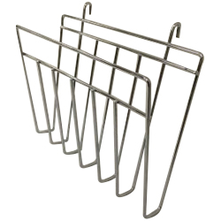 Optionale Teile für Metall-Rack: Magazin-Rack