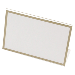 L-Type Card Stand, Recycled PET Outer Dimensions: Width 95 x Height 68 mm