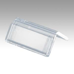 Methacrylic Small Card Stand, 10 Pcs