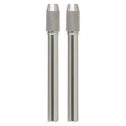 Auxiliary Shaft, Silver, 2 Included