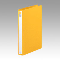 Avanti Ring File, A4S, 2 Holes Yellow (Spine Width, 36 mm)