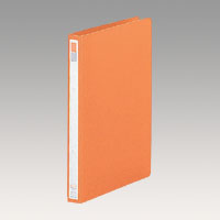 Avanti Ring File, A4S, 2 Holes Orange (Spine Width 27 mm)
