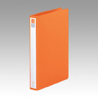 Avanti Ring File, A4S, 2 Holes Orange (Spine Width 36 mm)