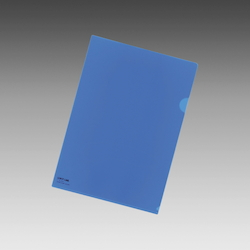 Color Clear Holder A4 Blue, Vertical 310 X Horizontal 220 mm