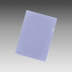 Color Clear Holder A4 Periwinkle
