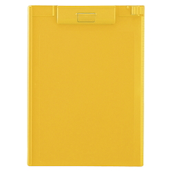 Clipboard, A4E, Yellow