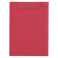 Clipboard, A4E, Red
