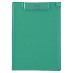 Clipboard, A4E, Green
