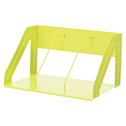 Book Stand, 390 mm, Yellow/Green