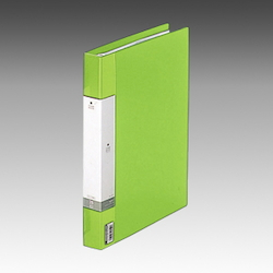 Request / Clear Book, A4 Size Portrait, (25 Pockets), 30 Holes, Yellow Green