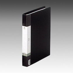 Request / Clear Book, A4 Size Portrait, (25 Pockets), 30 Holes, Black