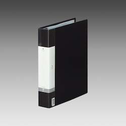 Request / Clear Book, A4 Size Portrait, (35 Pockets), 30 Holes, Black