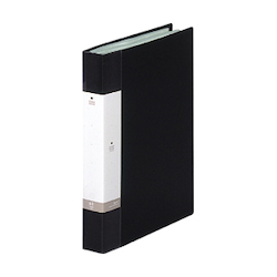 Request / Clear Book, A4 Size Portrait, (60 Pockets), Black